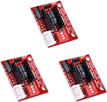 DRV8825 3D Printer Stepper Motor Control Extension Board Ramps 1.4 Black A4988