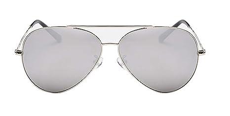 Skudy Gafas de sol estilo vintage, gafas de sol con lente HD ...