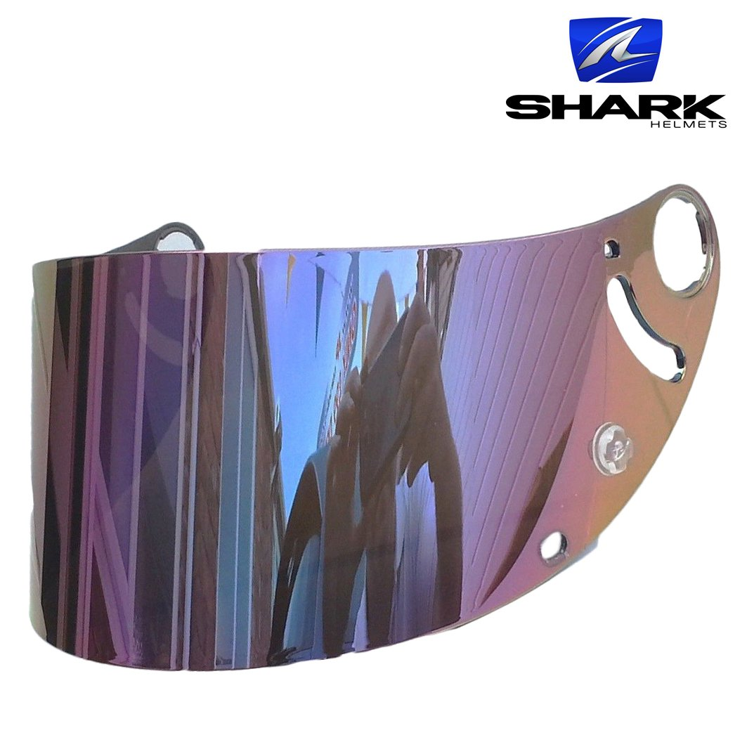Visera SHARK No Original compatible Shark RS2 Rsx rsr2 rsr2 RSR vz32 MULTI TAGLIA Iridium RS4 RSR 2 V