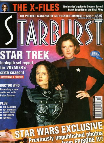 Starburst Magazine Vol 22 No 2 October 1999 (STAR TREK- STAR WARS- X FILES) ()