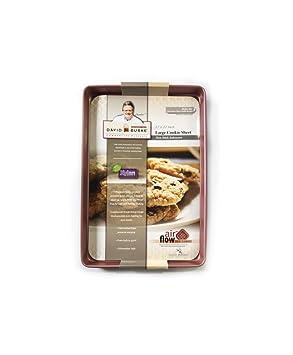 David Burke grande para galletas para horno (17 x 11 - oro ...