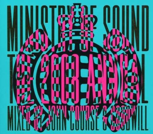 (Annual 2008,The: Mixed By John Course & Goodwill by Ministry Of Sound)
