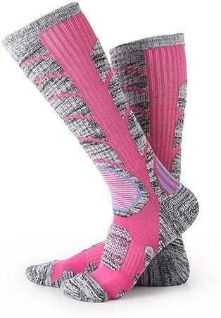 Calcetines para mujer de esquí de botas, escalada al aire ...