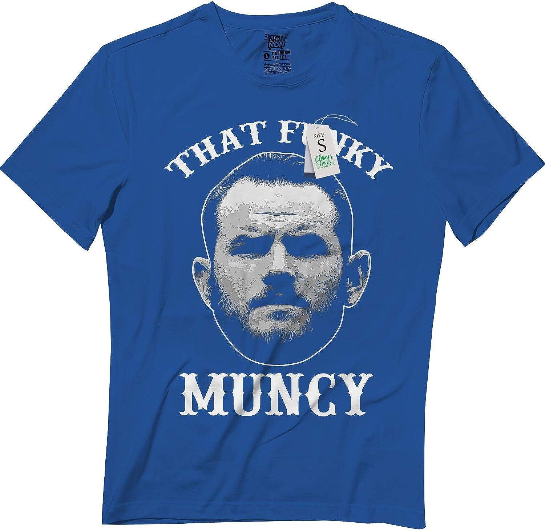 CLOVER GIRLS That Funky Muncy Los Angeles Baseball Infielder Big Fans PN8 T-Shirt