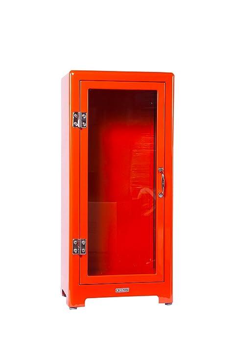 Dulton Cabinet 5 Layer (Orange)