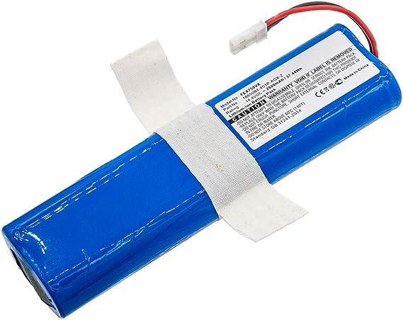 subtel® Batería Premium (14.4V, 2600mAh, Li-Ion) Compatible con ILIFE V3s Pro V50 V5s Pro V8s X750-18650B4-4S1P-AGX-2 bateria de Repuesto, Pila reemplazo Herramienta, sustitución: Amazon.es: Electrónica