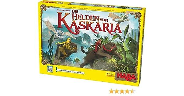 HABA 301869 – Los Héroes De kaskaria Parte: Amazon.es: Juguetes y juegos