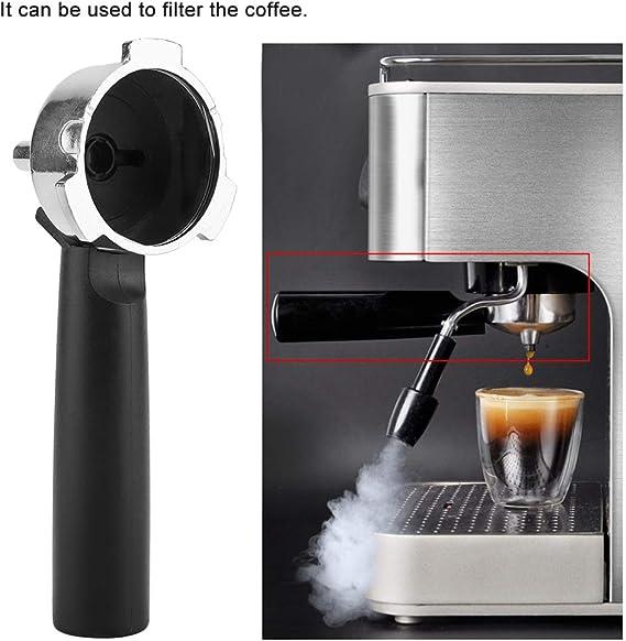 Soporte de Filtro de Café de Aleación Reutilizable para Cafetera ...