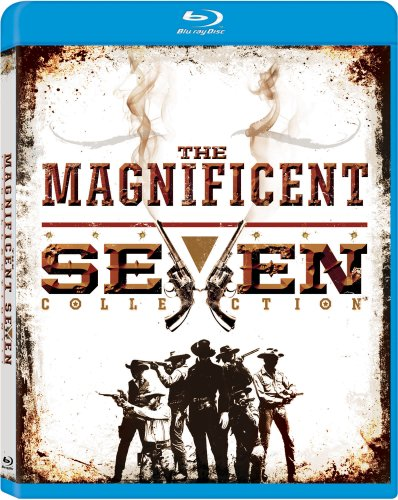 The Magnificent Seven Collection [Blu-ray] (Magnificent Seven 2016 Blu Ray Release Date)