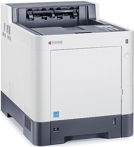 Kyocera 1102NT2US0 ECOSYS P7040cdn Color Network Printer, 42 ppm Color &  Black, USB, Standard Duplex, Gigabit Ethernet & 600 Sheet Paper Capacity  (Max