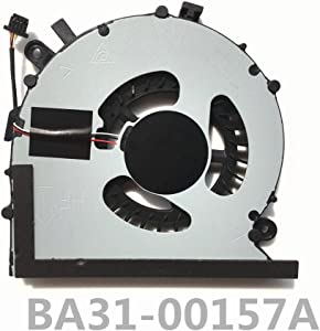 BA31-00157A Laptop Cooler Fan for Samsung NP500R4K NP500R5L NP550R5L CPU Cooling Fan