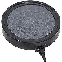 Aquarium Air Stone Disk Silent Oxygen Bubble Cutain Aerator for Fish Tank Ponds, 10cm/13cm/20cm Dia - 10cm Dia
