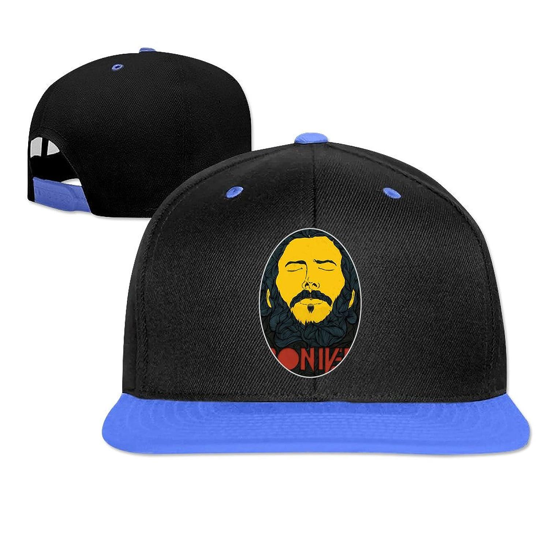 AAO FASHION Bon Iver tour Opeeda Adjustable Hip Hop Hats Caps For Men/Women