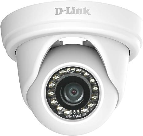 Opinión sobre D-Link DCS-4802E - Cámara de vigilancia (IP, dome, alámbrico, interior y exterior) color blanco