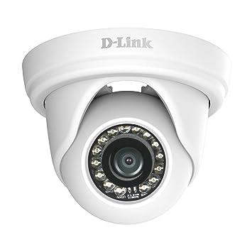 D-Link DCS-4802E - Cámara de vigilancia (IP, Dome, alámbrico