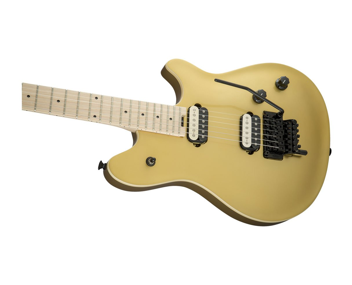 EVH Wolfgang especial para guitarra eléctrica dorado: Amazon.es: Instrumentos musicales