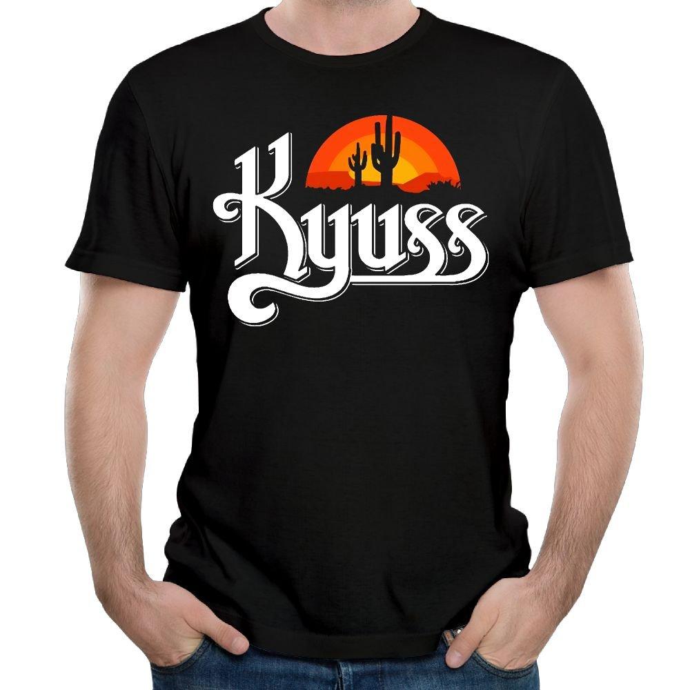 S Kyuss Tshirts Black