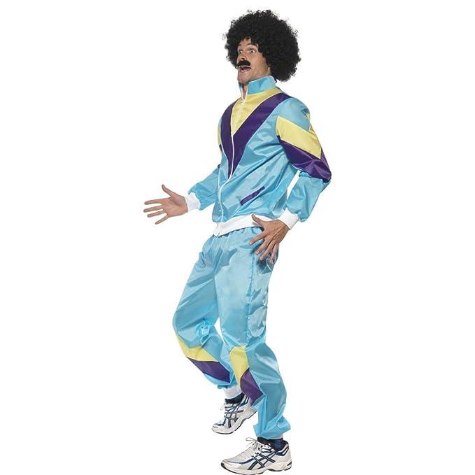 Chándal estil New Kids traje deportivo azul claro: Amazon.es ...