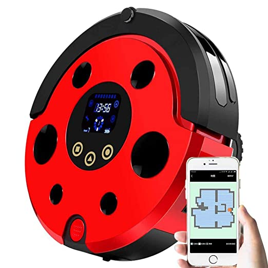 RZ Robot Aspirador, Control Mediante Smartphone App, Carga ...