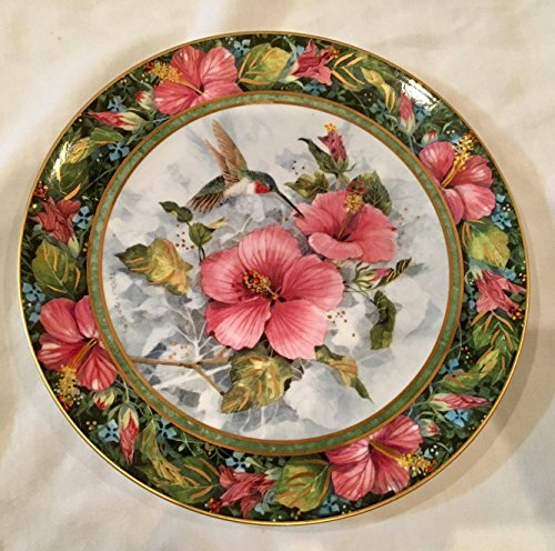 The Imperial Hummingbird Limited Series Collector's Plate (8
