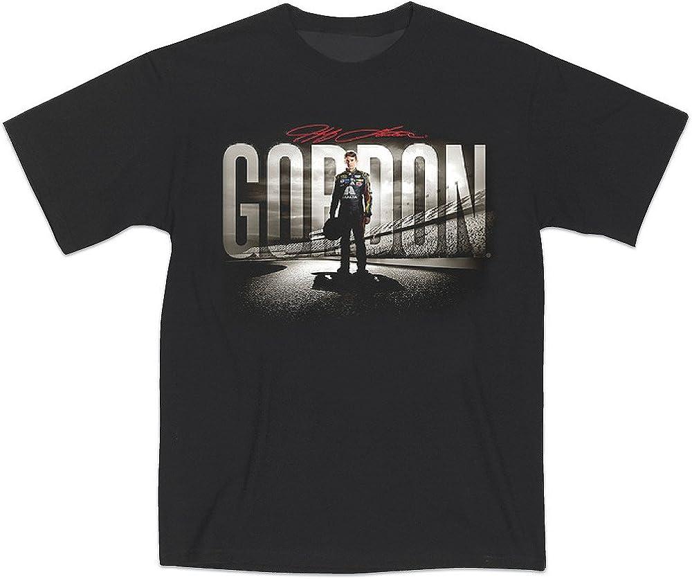 Nascar Jeff Gordon #24 Career Highlights Tee Shirt