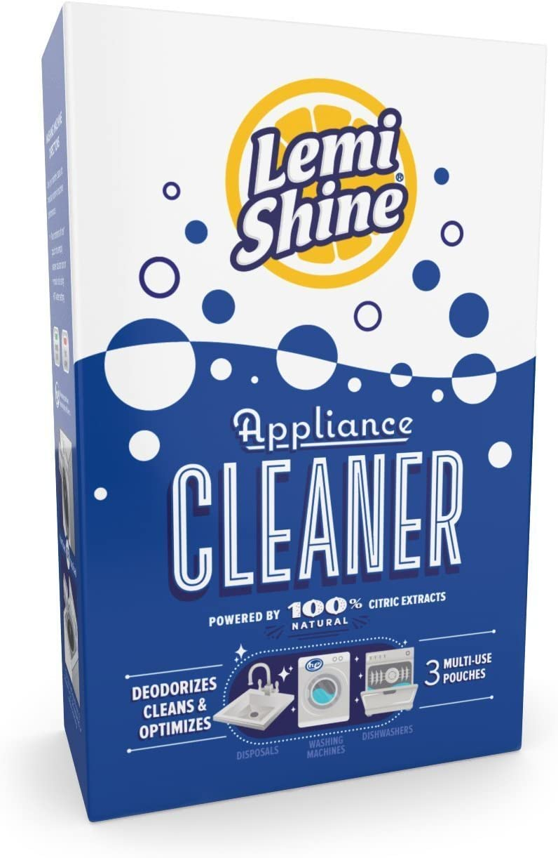 Lemi Shine Multi Use Machine Cleaner-Lemon - Lemon - 3 ct (2 PACK)