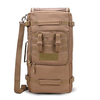 mochilas montaña Los hombres y las mujeres al aire libre que acampan 45L / 60L que viajan ...