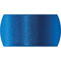 Fitas Progresso CF002-214 Fita de Cetim, 11 mm, 10 m, Azul Royal
