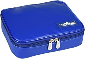 ONEGenug Waterproof Insulin Cooler Travel Case-Portable Diabetics Medication Insulated Cooling Bag for Insulin Pens Large Capacity