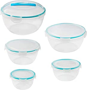 Snapware Airtight Food Storage 10-Piece Round Set