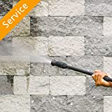 Landscape Stone or Rock Cleaning