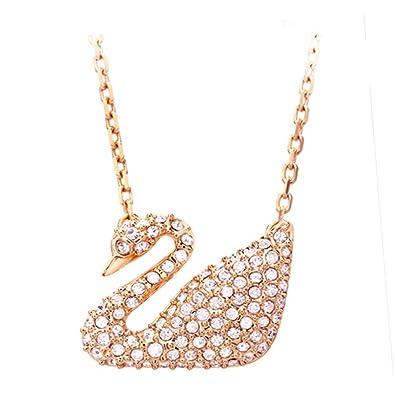 Amazon.com  Swarovski Women Necklace ref  5121597  Swarovski  Jewelry f06259fcad