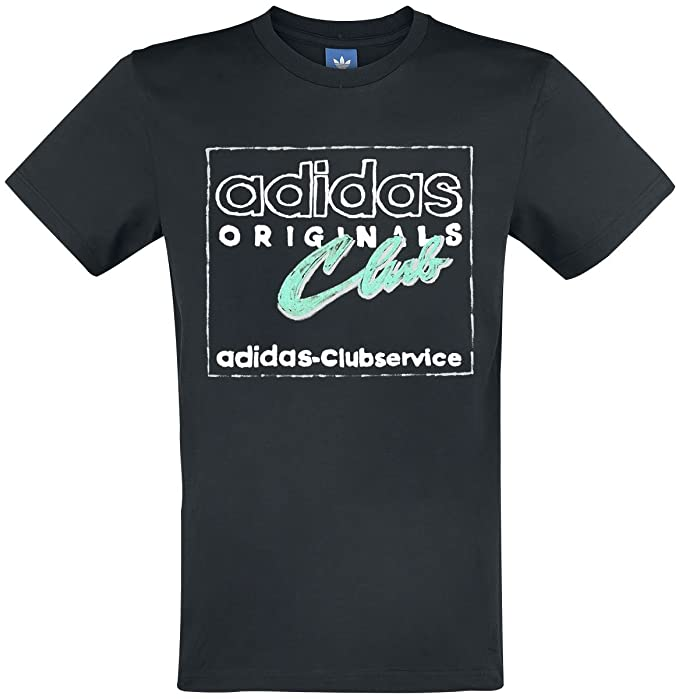 Hand Drawn T5 Camiseta Negro adidas vRiBcr