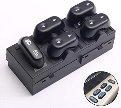For Ford Mercury Lincoln Electric Master Power Window Switch 4L1Z14529AAA New
