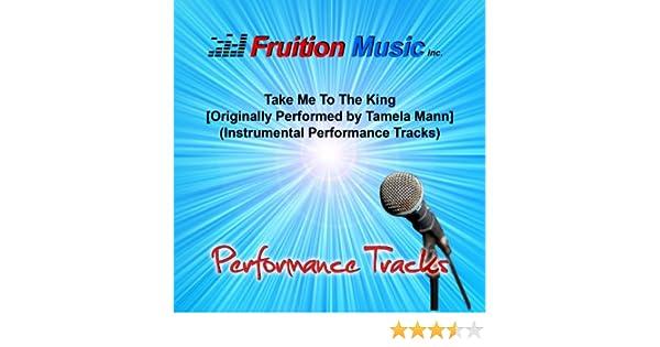 Take me to the king ( instrumental) [feat. Tamela mann choir.