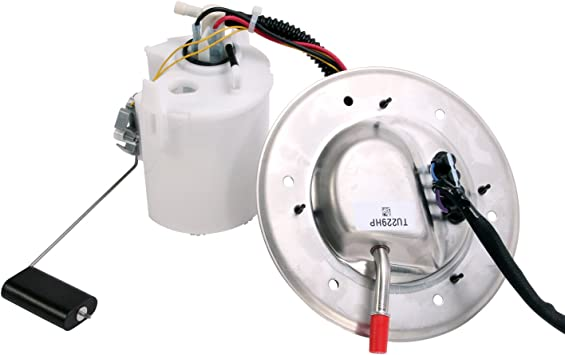BBK 1622 255 LPH Direct Replacement High Flow In-Tank Electric Fuel Pump Kit for Ford Mustang Cobra 4.6L