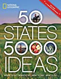 img - for 50 States, 5,000 Ideas: Where to Go, When to Go, What to See, What to Do book / textbook / text book