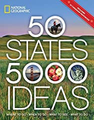 This richly illustrated book from the travel experts at National Geographic showcases the best travel experiences in every state, from the obvious to the unexpected. Sites include national parks, beaches, hotels, Civil War battlefields, dude ...
