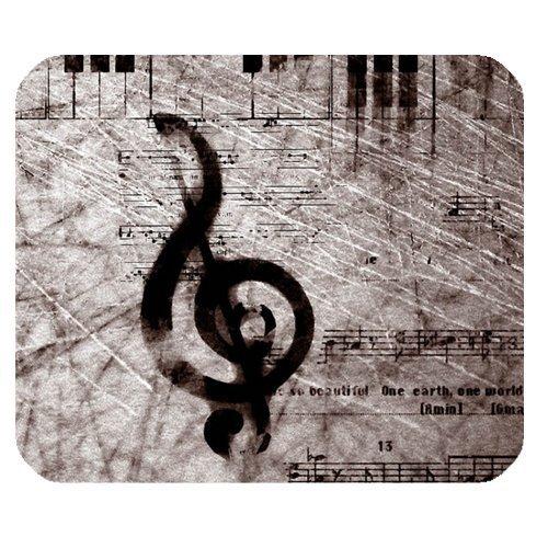 Teclas de Piano WECE con Notas Musicales Rectángulo Cojín de ...