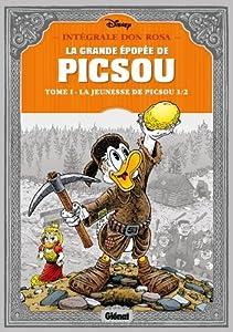 vignette de 'La grande épopée de picsou n° 2<br /> La jeunesse de Picsou (Don Rosa)'