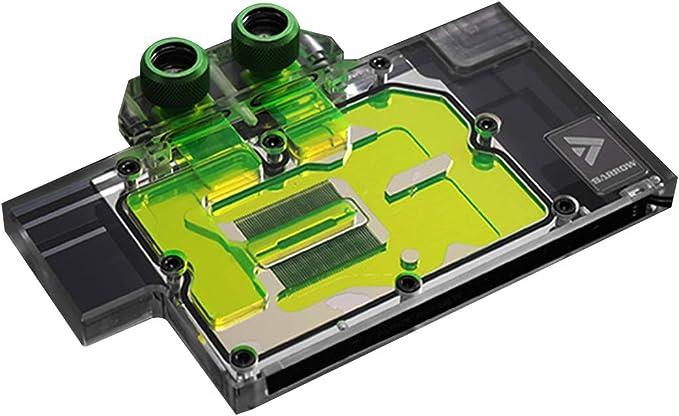 Barrow Gpu Wasserblock Für Nvidia Rtx 2070 Aurora Computer Zubehör