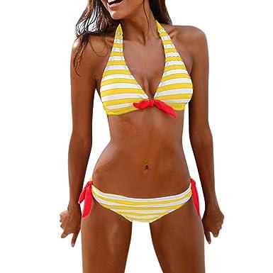 83340dad9 Verano Bikinis Mujer 2019 Push Up, Trikinis Mujer Brasileño, Trikini ...
