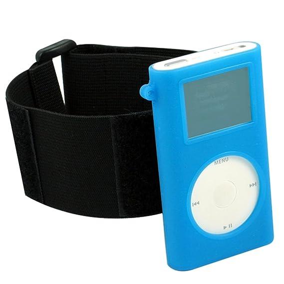 Cta Digtal Skin Case For Ipod Mini Armband Blue