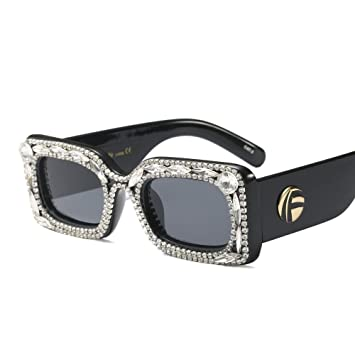 TL-Sunglasses Strass Unas enormes Gafas de Sol Mujer Piazza ...