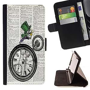 Jordan Colourful Shop - FOR Sony Xperia Z1 L39 - not let yourselves? - Leather Case Absorci¨®n cubierta de la caja de alto impacto