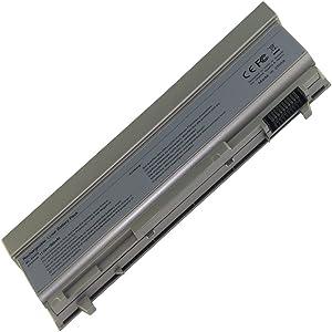 DEE6400-9 - 9 cells - Laptop Battery For Dell Latitude E6400 E6410 E6500 E6510 Precision M2400 M4400 M4500 P/N's: 4M529 KY265 PT434 312-0749 (6600mAh)