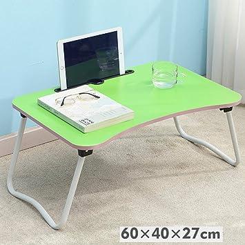 Amazon.de: CAICOLOUR Laptop-Schreibtisch, Schlafzimmer-Bett ...