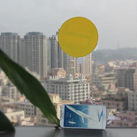 Cargador solar portátil para ventana, batería externa de ...