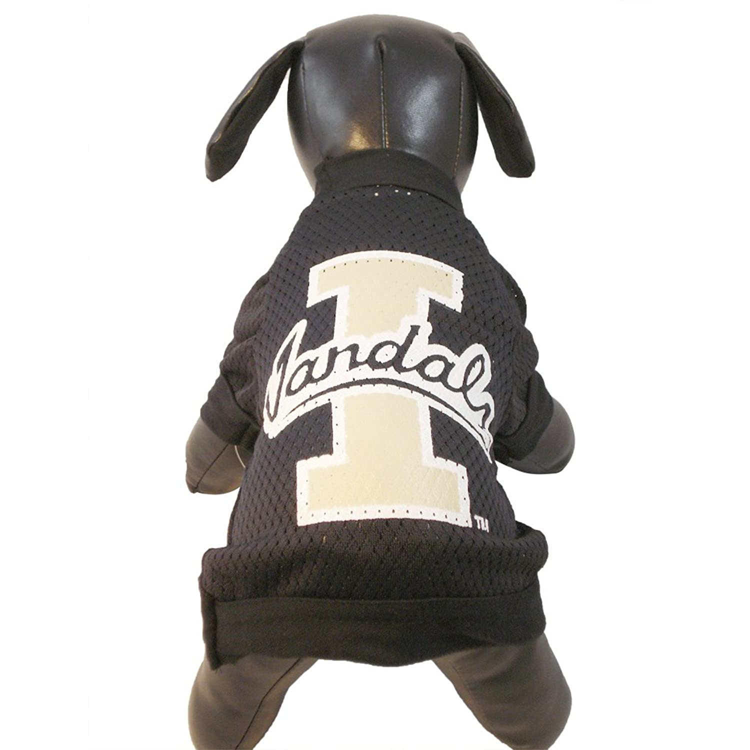 NCAA UCLA Bruins Athletic Mesh Dog Jersey Team Color, Tiny