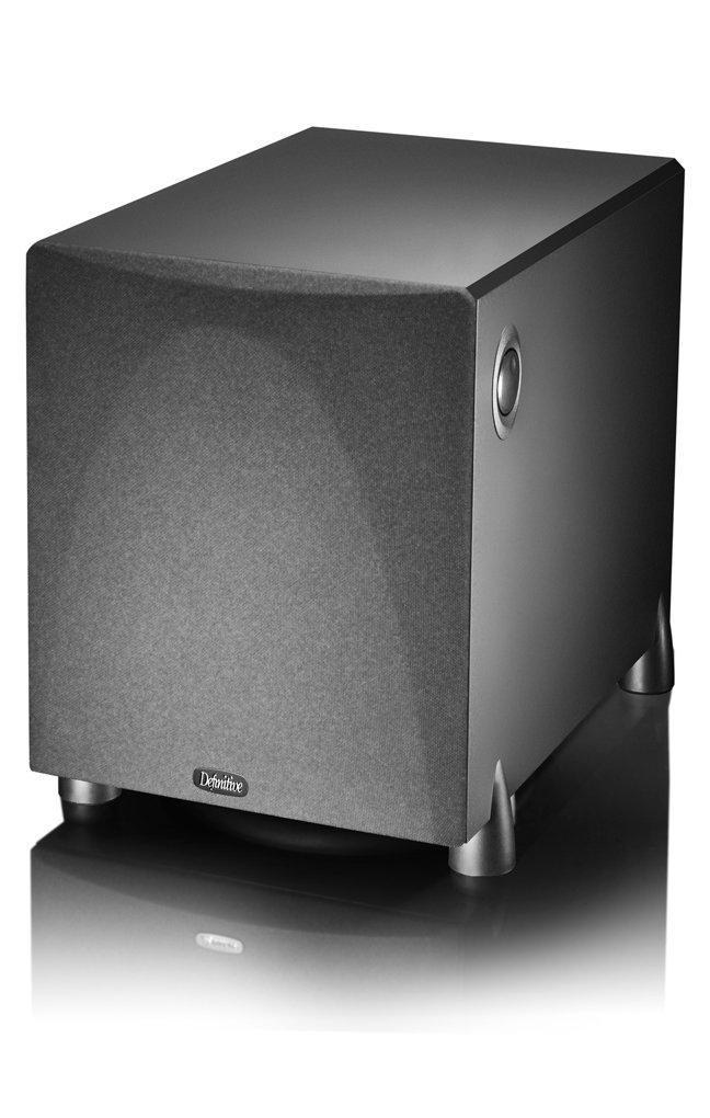 Definitive Technology ProSub 800 120v Speaker (Single, Black) by Definitive Technology